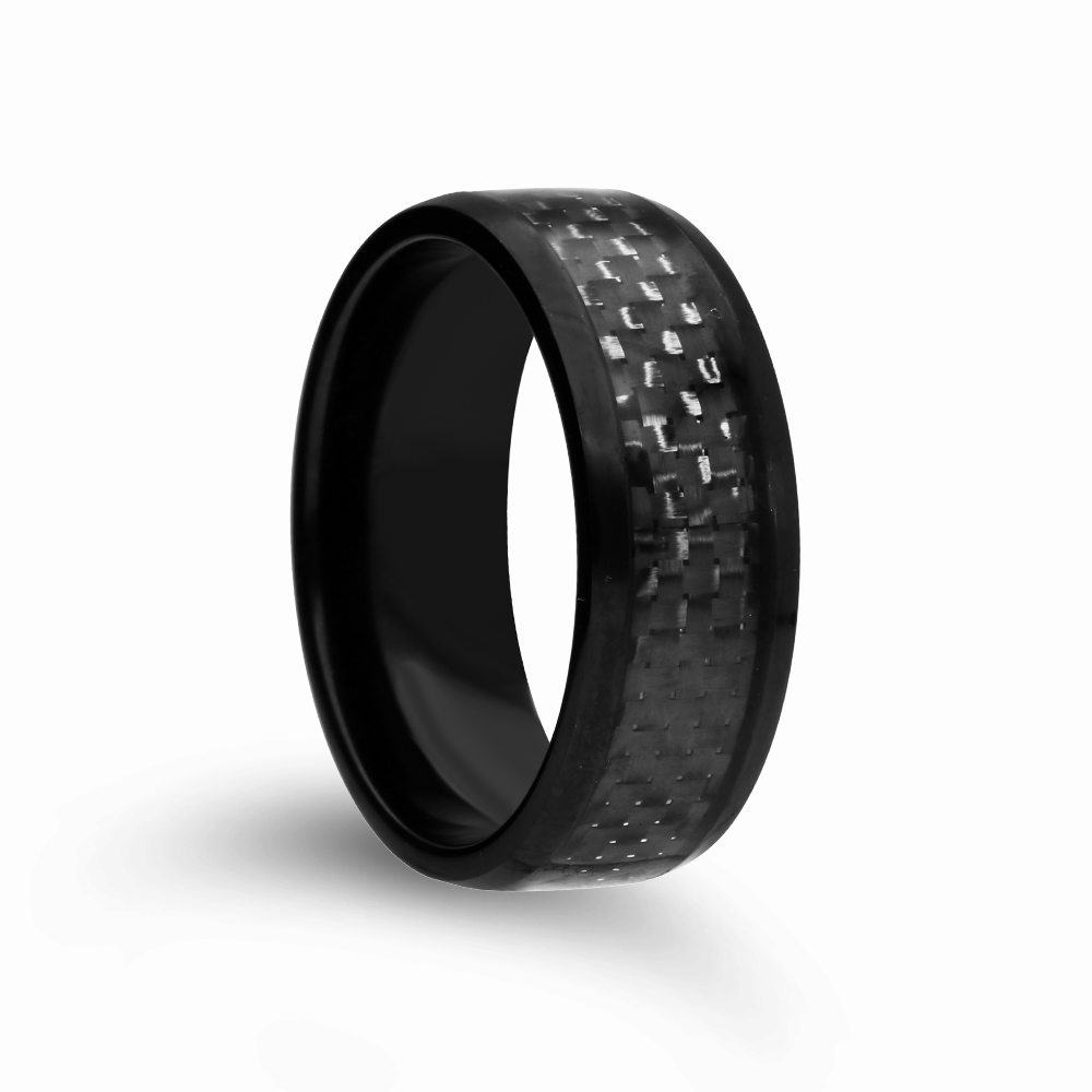 It is just a graphic of ZIRCONIUM & CARBON FIBRE 44MM BAND